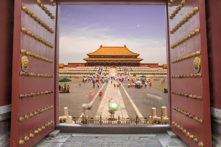 康辉旅游网【首都北京-故宫】故宫+八达岭长城+鸟巢•水立方一日游